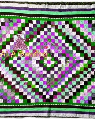 Parrot Kutchi HandMade Pillow Cover