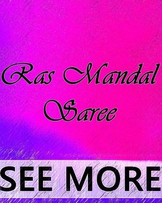 Ras Mandal Saree