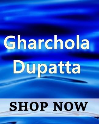 Gharchola Dupatta