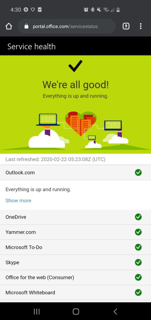 Xbox Onedrive : onedrive, UPDATE:, Microsoft, Down:, Outlook,OneDrive,, Services, Offline, KALABTEMPLEMAN.COM
