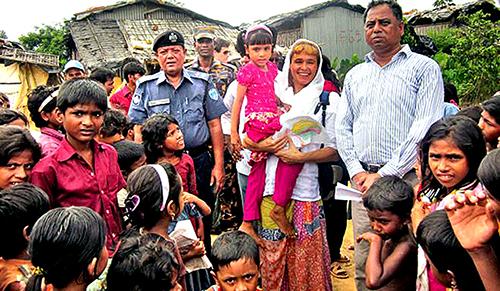 UNHCR-chief