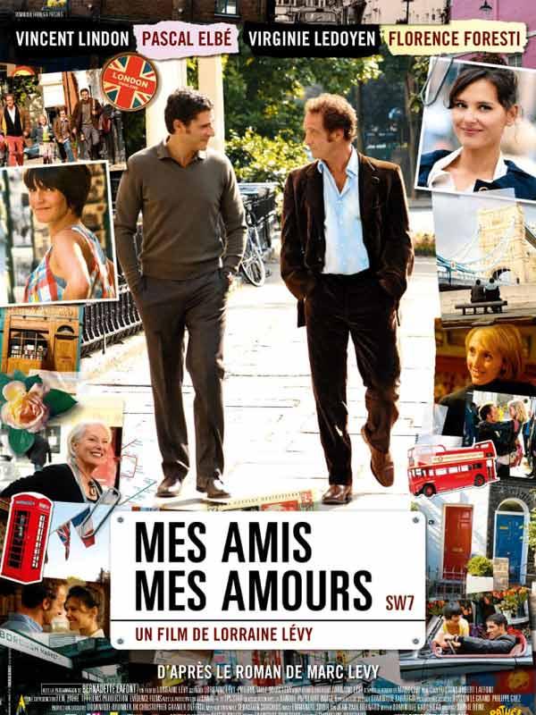 Mes Amis Mes Amours Mes Emmerdes : amours, emmerdes, Amis,, Amours, [London, Amour], (2008), Kalafudra's, Stuff