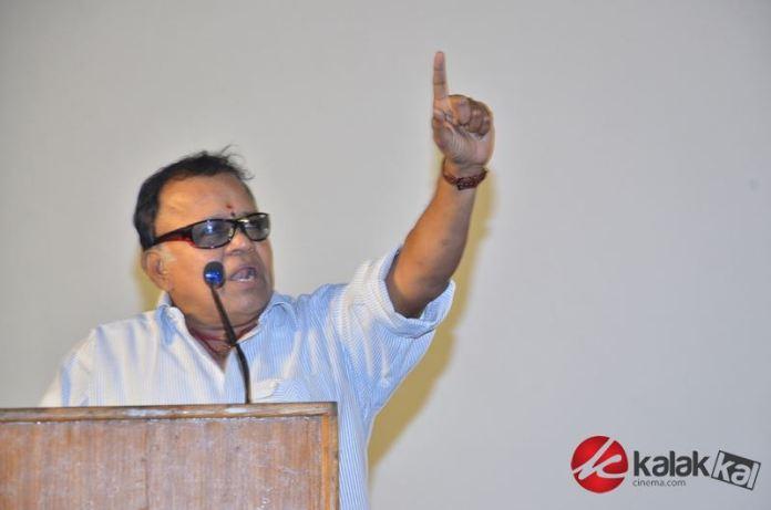 Actor Thiagarajan Press Meet Stills