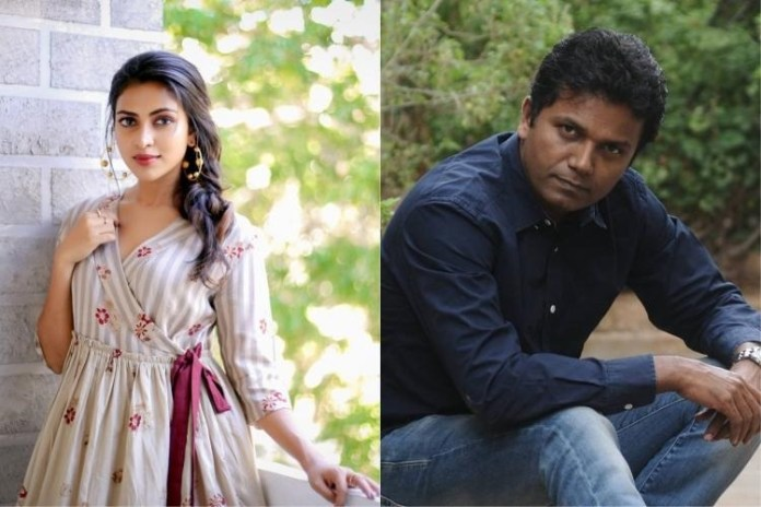 Amala Paul alleges Susi Ganesan made abusive calls