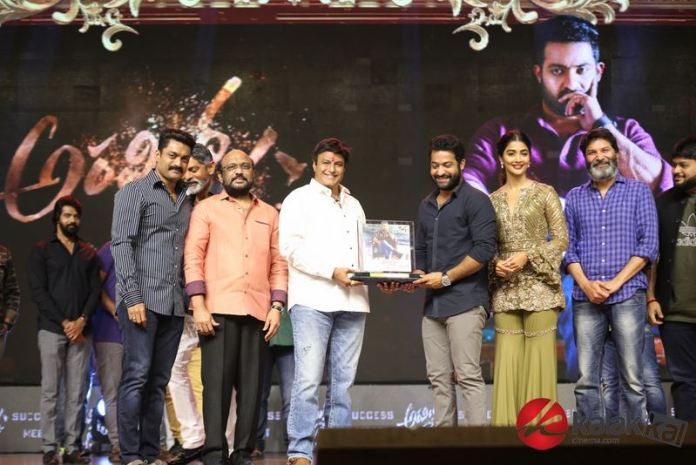 Aravinda Sametha Success Meet