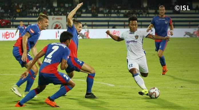 Norteast and Chennaiyin