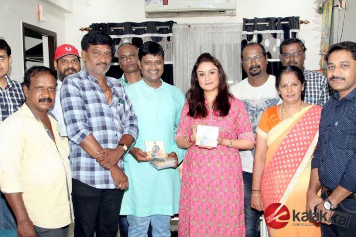 Sonia Agarwal launches Thulam Movie Audio Photos