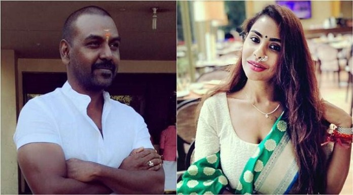 Sri Reddy to work with Lawrence