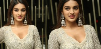 Actress Nidhhi Agerwal Gallery
