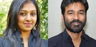 Lakshmi Menon to romance Dhanush