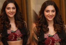 Actress Mehrene Kaur Pirzada Latest Photoshoot Images