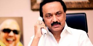 DMK Chief Stalin wishes