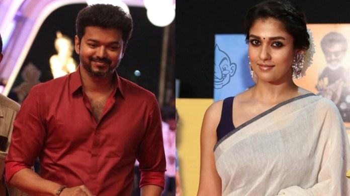 Nayanthara & Thalapathy 63