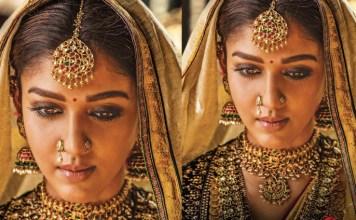 Nayanatara As Siddhamma In Sye Raa Narasimha Reddy