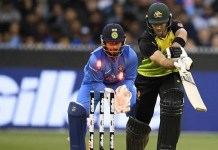 T20 Match called off due to rain