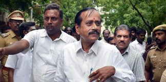 BJP leader H Raja