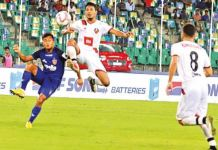 ISL Football: Chennai team