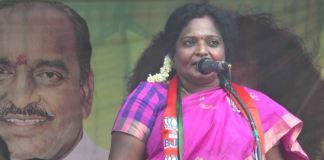 BJP Tamilisai Soundararajan Speech