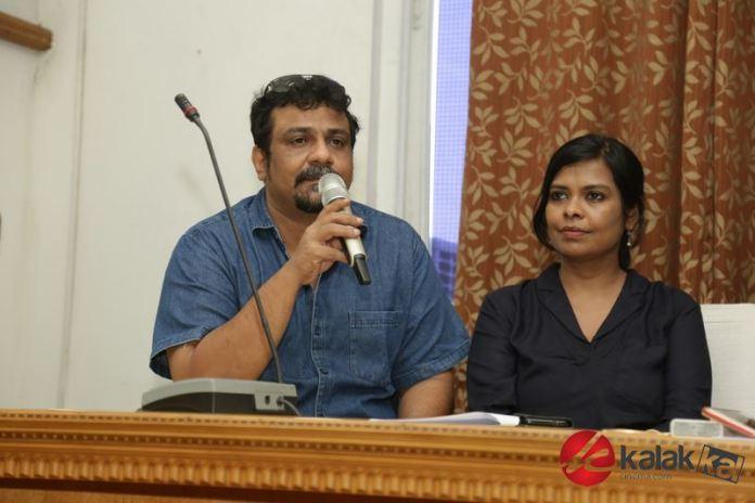 16th Chennai International Film Festival Press Meet Stills