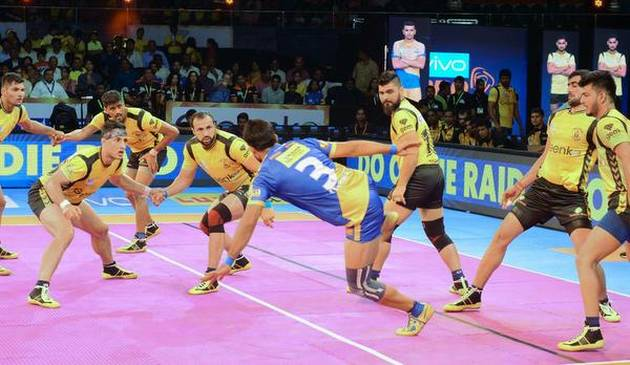 Pro Kabaddi League 2018: Tamil Thalaivas lost