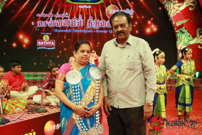 Chennaiyil Thiruvaiyaru Season 14 Day 5 Stills