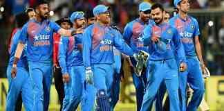 T20 India vs Australia