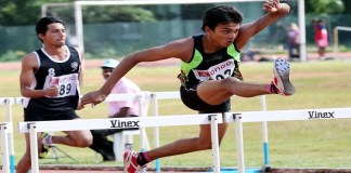 National Junior Athletics Tamil Nadu
