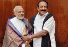 Vaiko against Narendra Modi