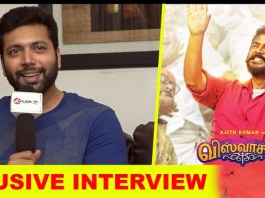 Exclusive Interview with Jayam Ravi
