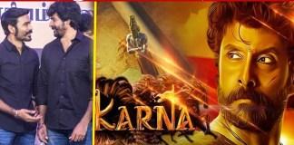 Vikram in 300 Croses Budget Movie