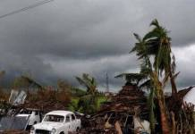 Gaja Cyclone Relief