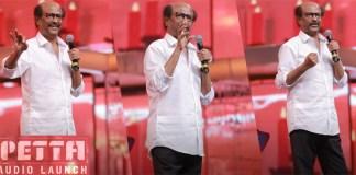 Rajinikanth Full Speech at Petta Audio Launch