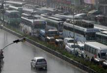 Heavy Rain in North Districts