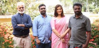 Danny Movie Pooja Stills