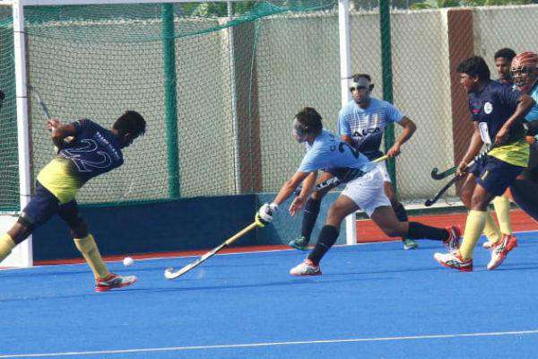 Senior National Hockey