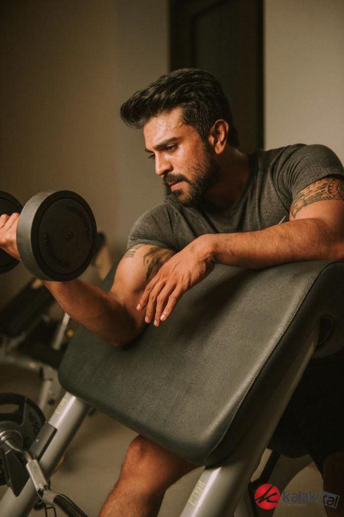 Actor Ram Charan Latest Stills