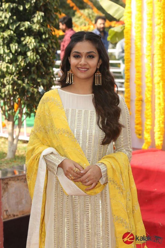 Actress Keerthi Suresh Photos
