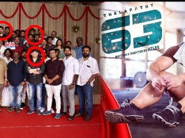 Thalapathy 63 and 3 Villias Joined