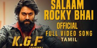 Salaam Rocky Bhai Full Video Song | KGF