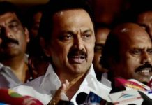 MK Stalin Welcomes