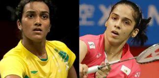 Sindhu vs Saina