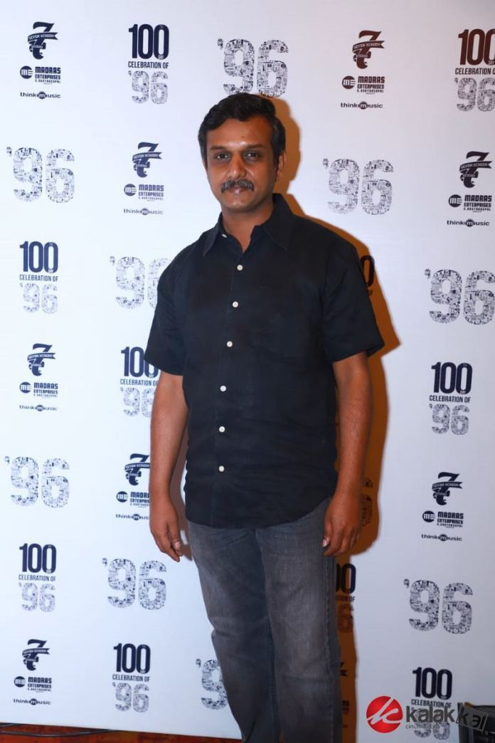 96 Movie 100 Days Celebrations Stills