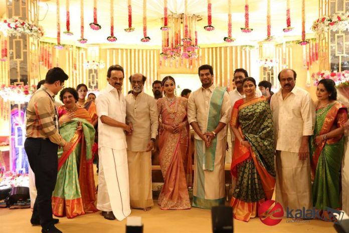 Soundarya Rajinikanth Wedding Celebrations Photos