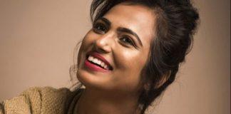 Actress Ramya Pandian Photo Shoot