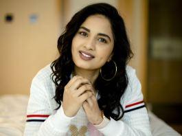 Actress Srushti Dange Latest Stills