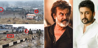 Celebritie's Reaction for Pulwama Attack.