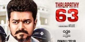 Vijay 63 Update
