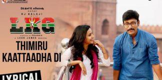 LKG - Thimiru Kaattaadha Di Song
