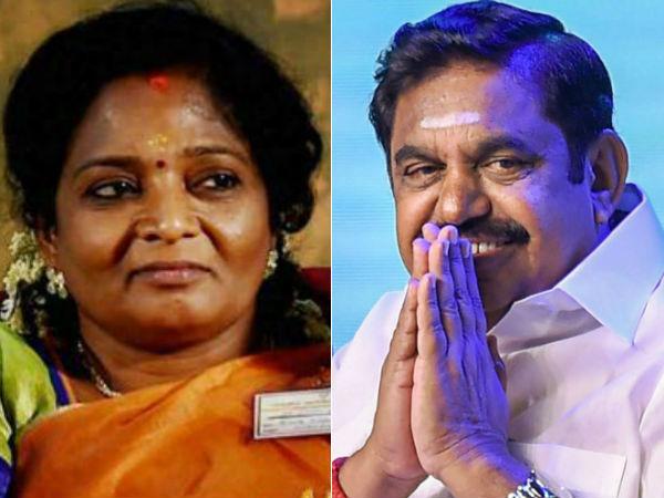 Tamilisai praises EPS