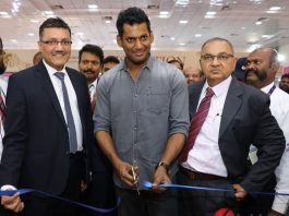 Vishal inaugurated UBM Indias 3 days ​Chennai Jewellery and Gem Fair Photos